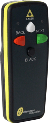 microcue remote control laser pointer cueing